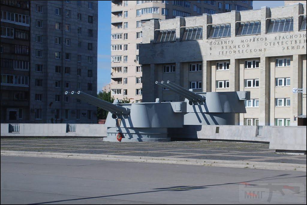 6156 - Корабельные пушки-монстры в музеях и во дворах...