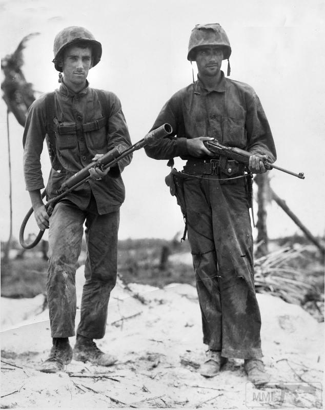 61599 - Военное фото 1941-1945 г.г. Тихий океан.