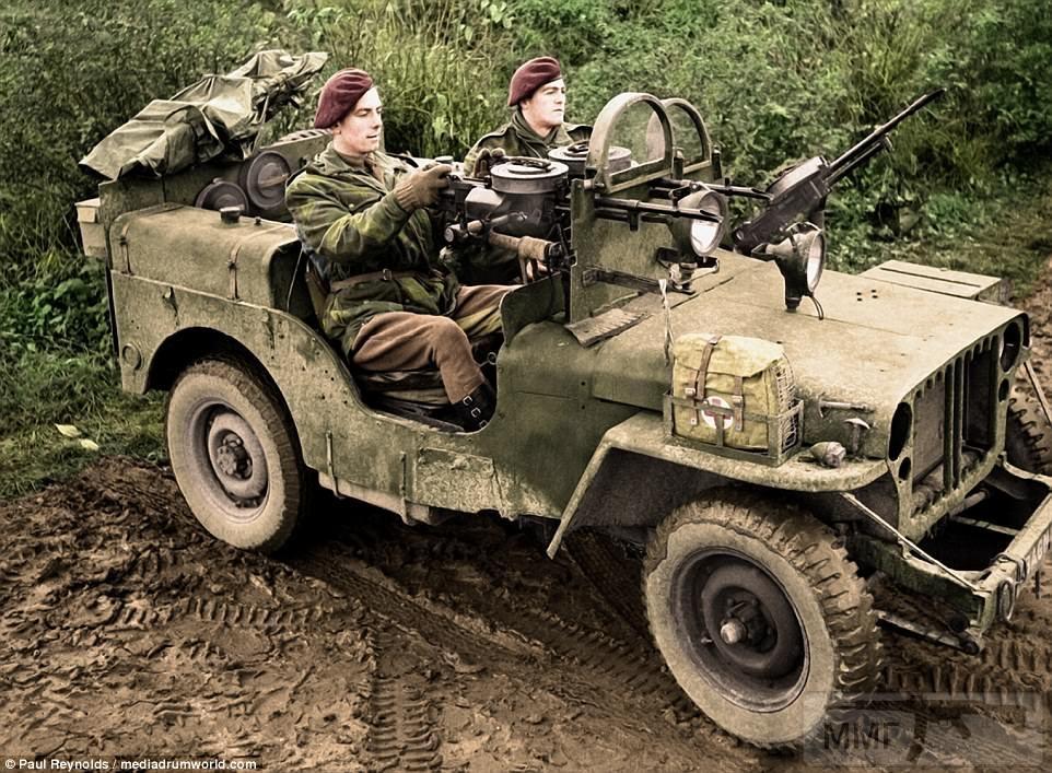 61628 - «Willys МВ» как один из символов войны.