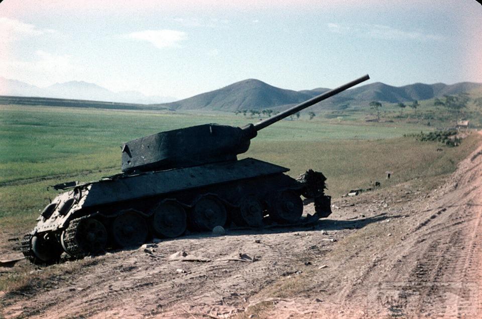 61715 - Война в Корее (25.06.1950 - 27.07.1953)