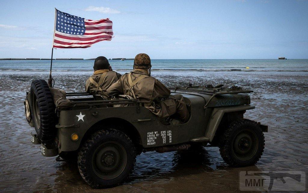 61724 - «Willys МВ» как один из символов войны.