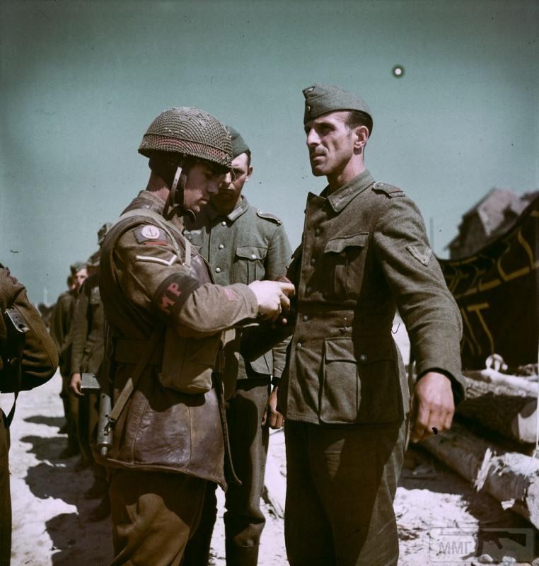 61727 - Военное фото 1939-1945 г.г. Западный фронт и Африка.