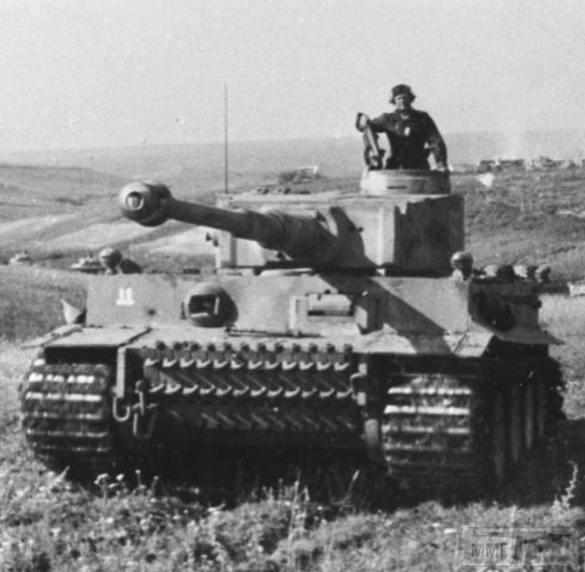 61728 - Танк Тигр - лучший танк Второй Мировой Войны?