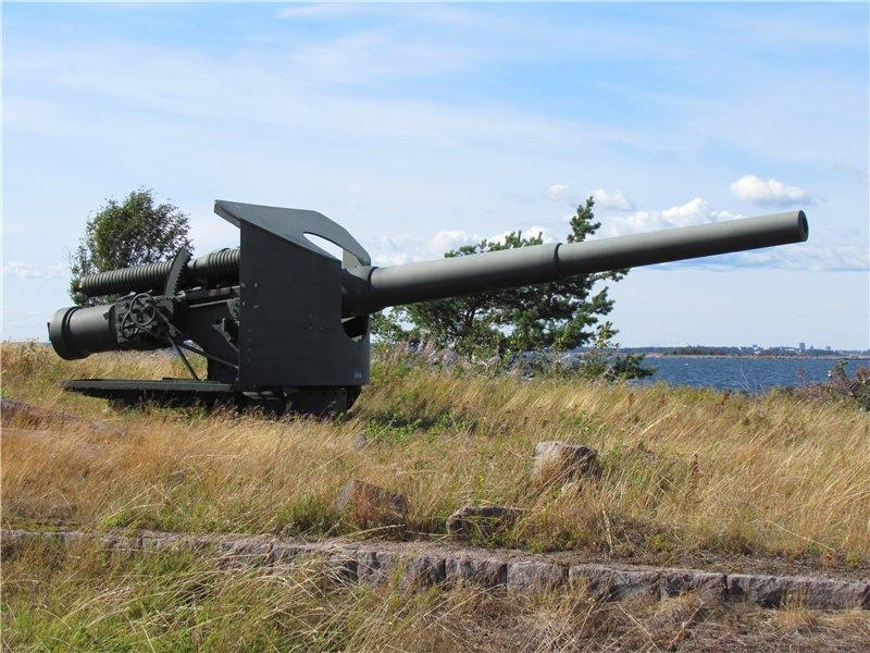 6175 - Корабельные пушки-монстры в музеях и во дворах...