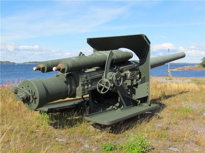 6176 - Корабельные пушки-монстры в музеях и во дворах...