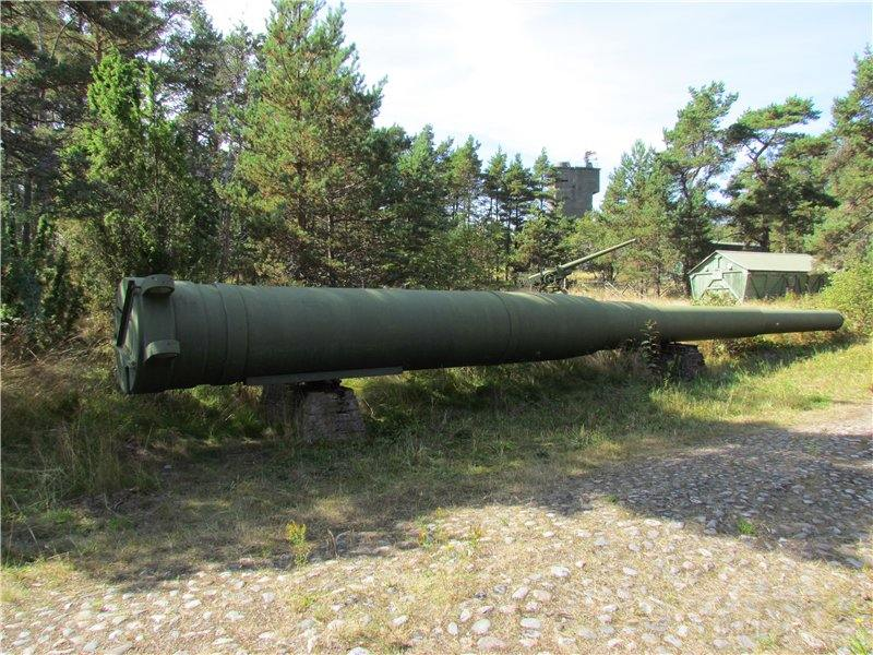 6190 - Корабельные пушки-монстры в музеях и во дворах...