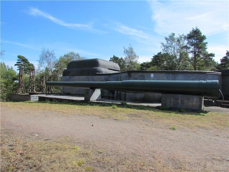 6191 - Корабельные пушки-монстры в музеях и во дворах...