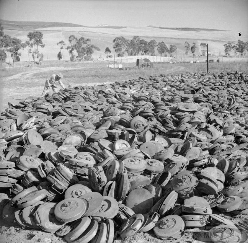 61955 - Военное фото 1939-1945 г.г. Западный фронт и Африка.