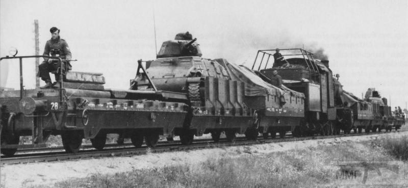 62035 - Бронепоезда