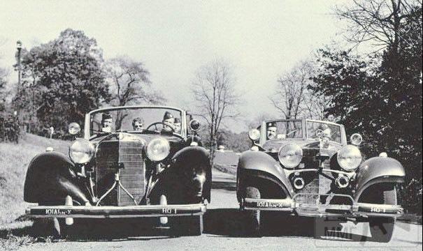 62072 - Легковые автомобили Третьего рейха