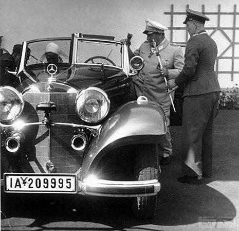 62075 - Легковые автомобили Третьего рейха