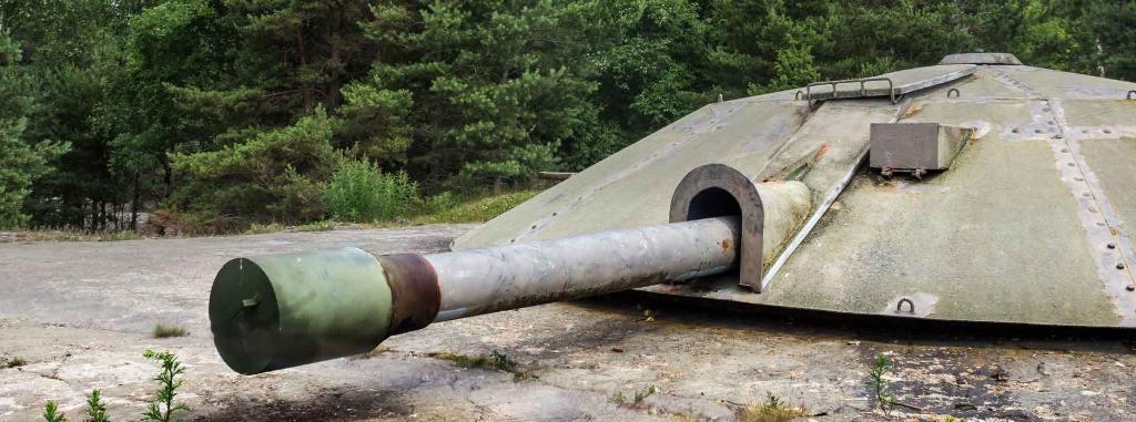 6215 - Корабельные пушки-монстры в музеях и во дворах...
