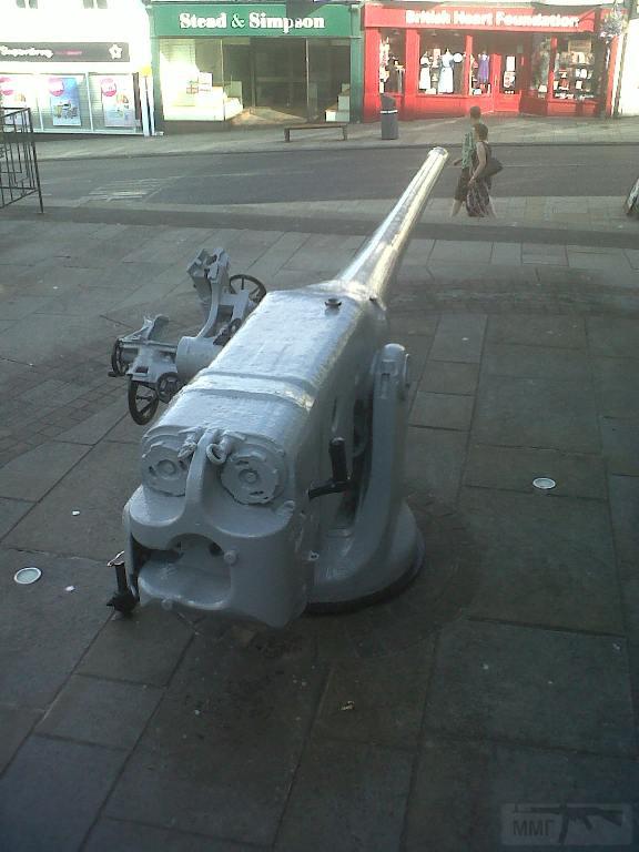 6227 - Корабельные пушки-монстры в музеях и во дворах...