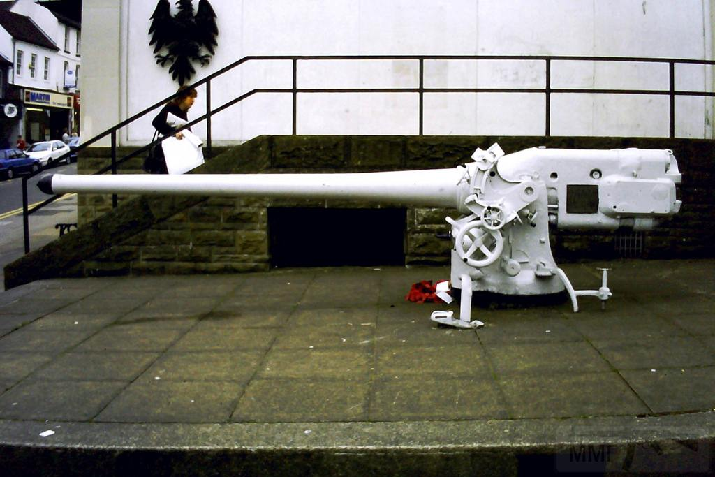 6228 - Корабельные пушки-монстры в музеях и во дворах...