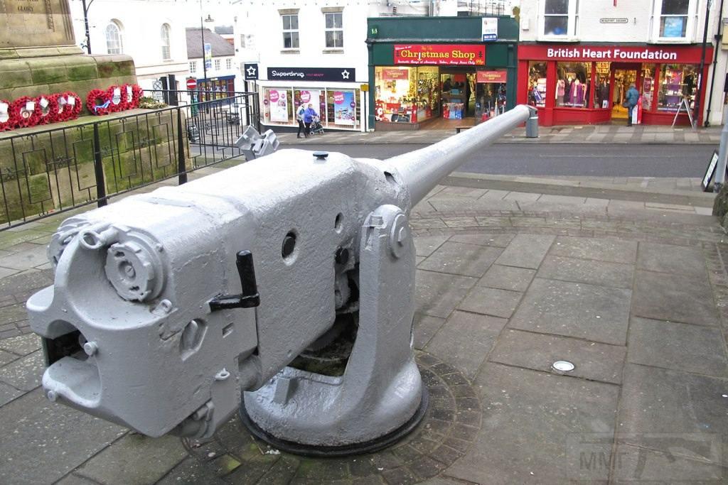 6229 - Корабельные пушки-монстры в музеях и во дворах...