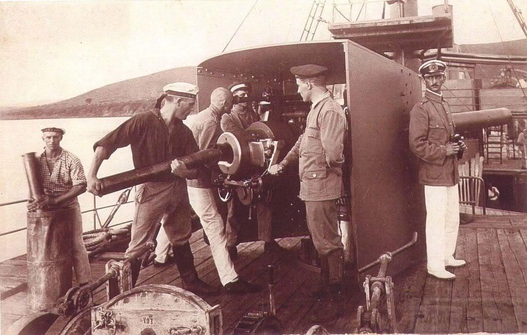 6230 - German 10.5 cm SK L/40 naval gun