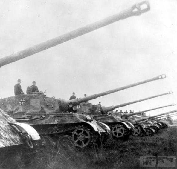 62357 - Танк Тигр - лучший танк Второй Мировой Войны?