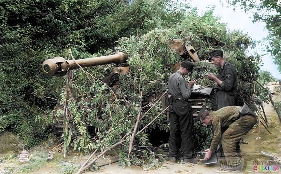 62362 - Танк Тигр - лучший танк Второй Мировой Войны?