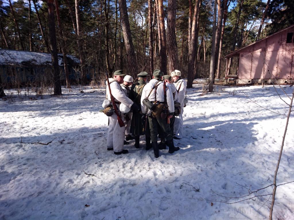 6237 - Зимова тактика на Вервольфі