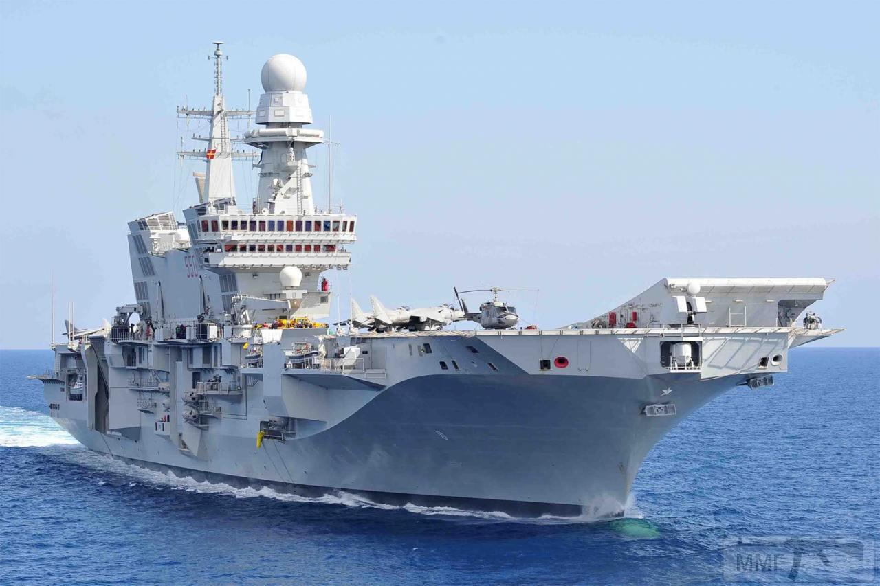 62415 - Marina Militare - послевоенные и современные итальянские ВМС