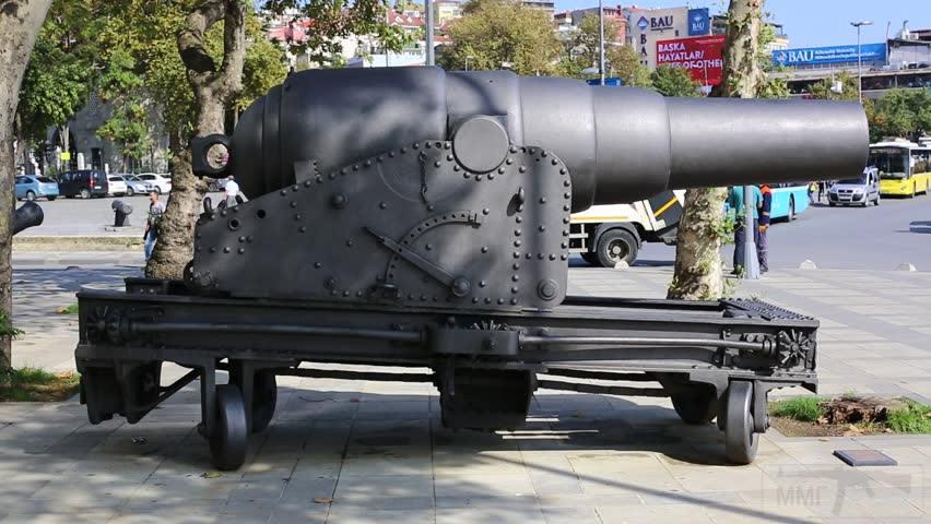 6259 - Корабельные пушки-монстры в музеях и во дворах...