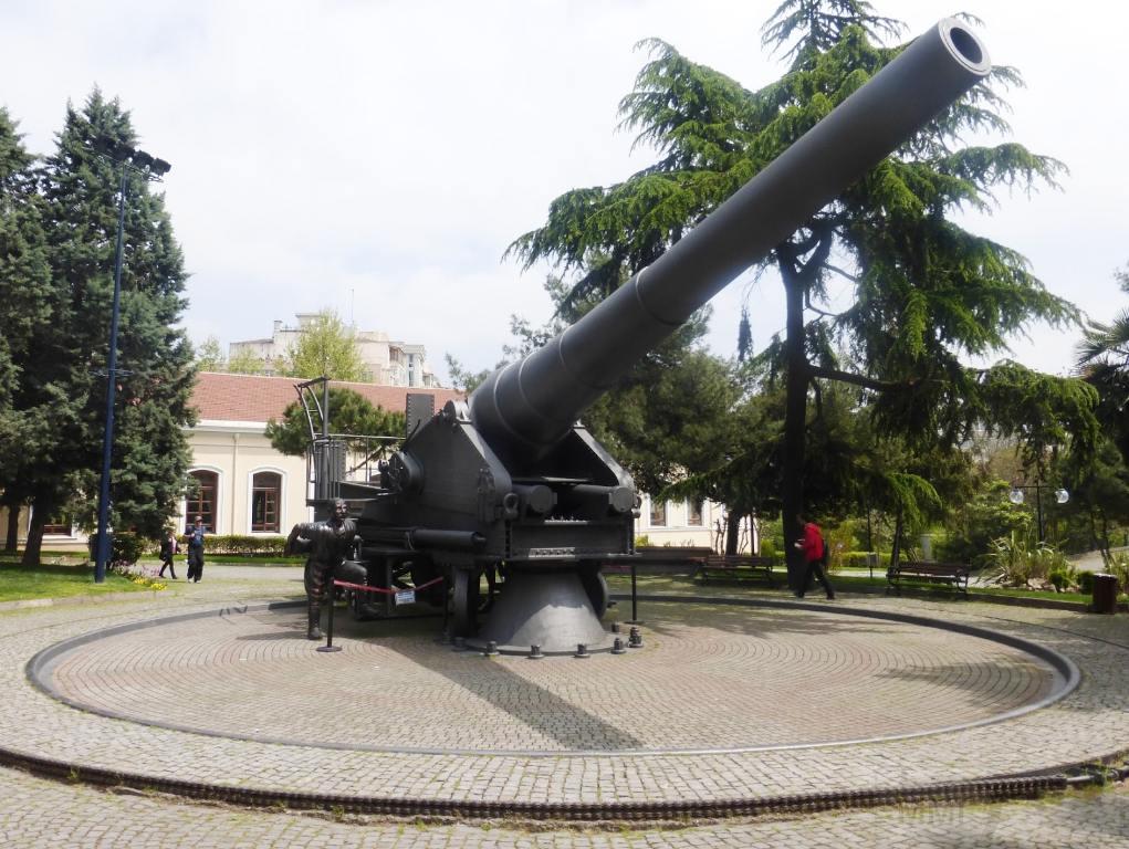 6262 - Корабельные пушки-монстры в музеях и во дворах...