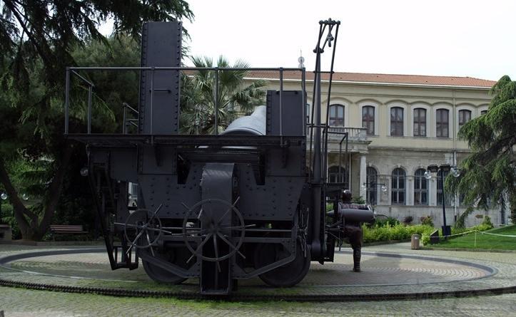 6266 - Корабельные пушки-монстры в музеях и во дворах...