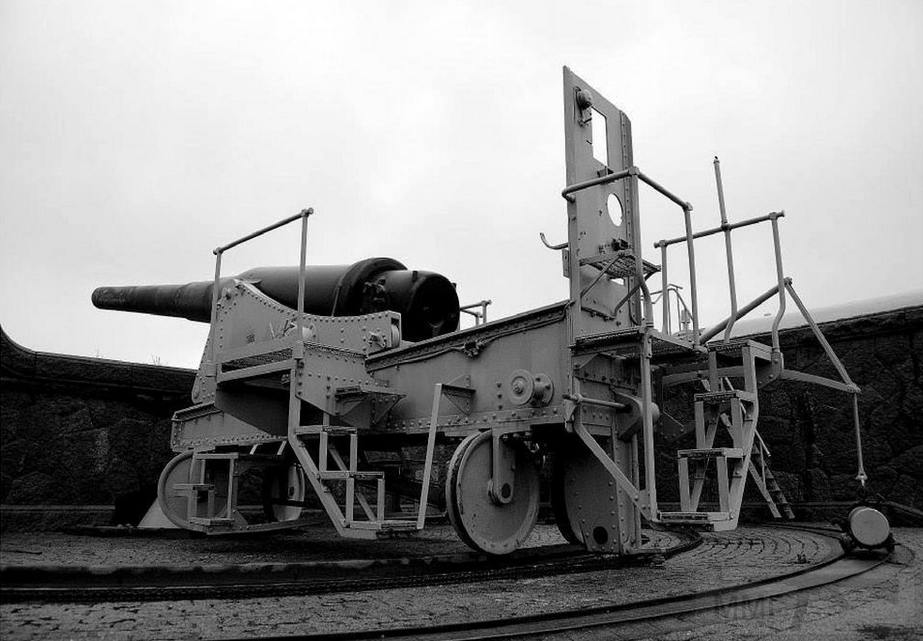 6268 - Корабельные пушки-монстры в музеях и во дворах...