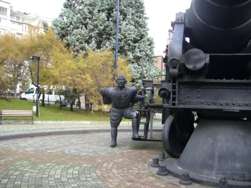 6272 - Корабельные пушки-монстры в музеях и во дворах...