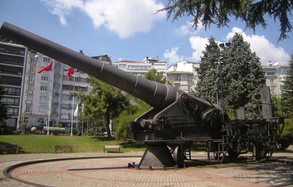 6273 - Корабельные пушки-монстры в музеях и во дворах...