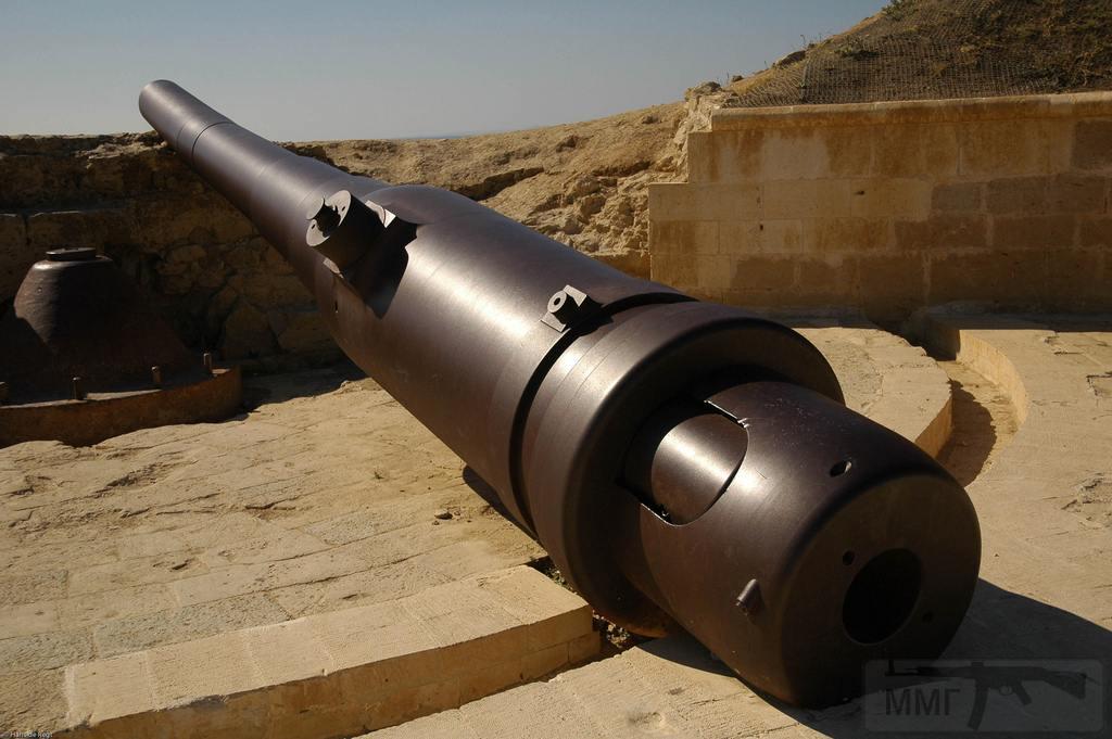 6274 - Корабельные пушки-монстры в музеях и во дворах...