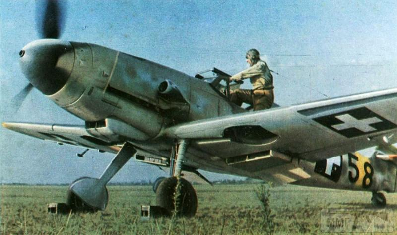 62784 - Мессершмитт BF.109.