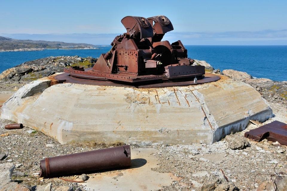6281 - Корабельные пушки-монстры в музеях и во дворах...