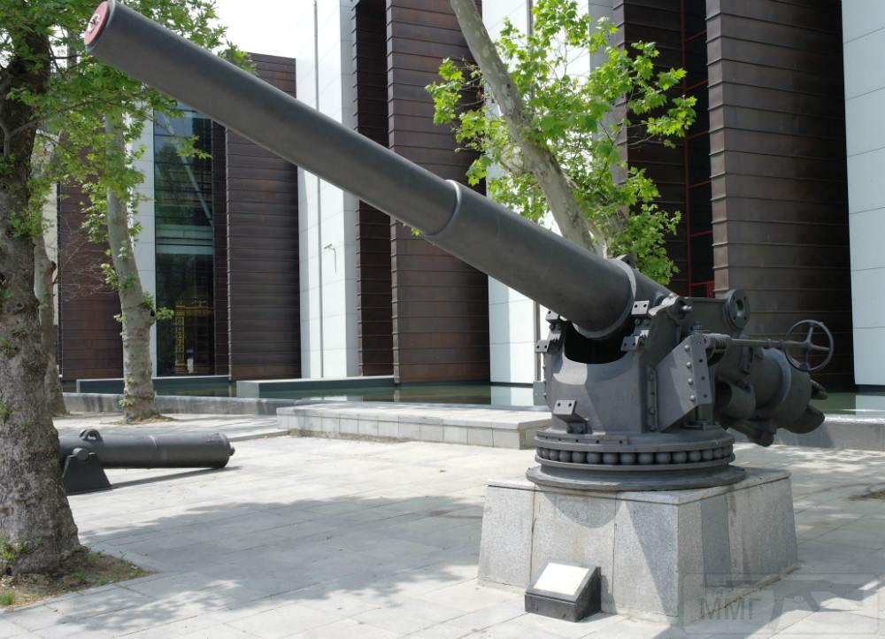 6286 - Корабельные пушки-монстры в музеях и во дворах...
