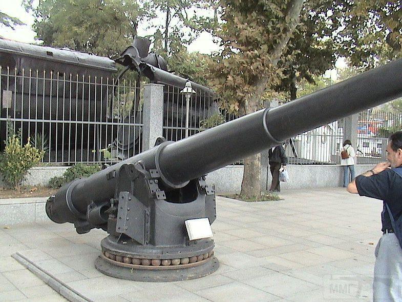 6287 - Корабельные пушки-монстры в музеях и во дворах...
