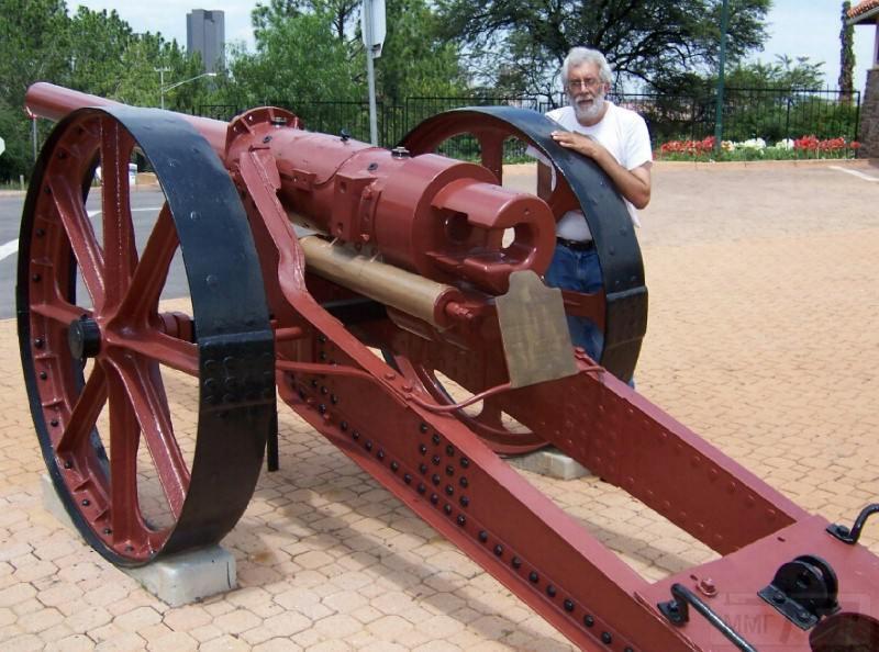 6298 - Корабельные пушки-монстры в музеях и во дворах...