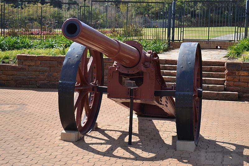 6301 - Корабельные пушки-монстры в музеях и во дворах...