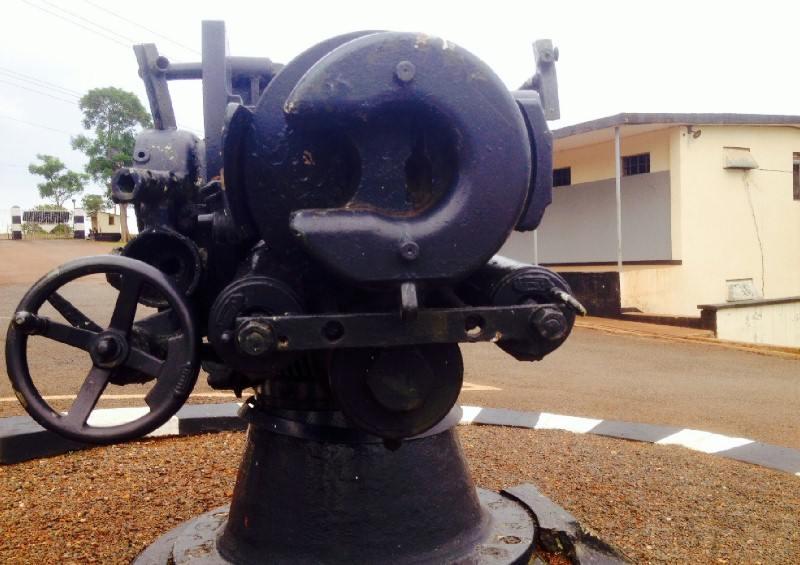 6305 - Корабельные пушки-монстры в музеях и во дворах...