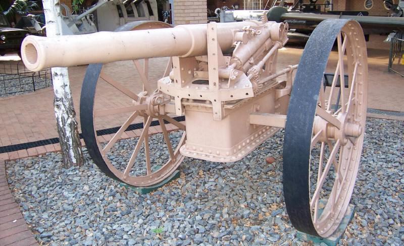 6307 - Корабельные пушки-монстры в музеях и во дворах...