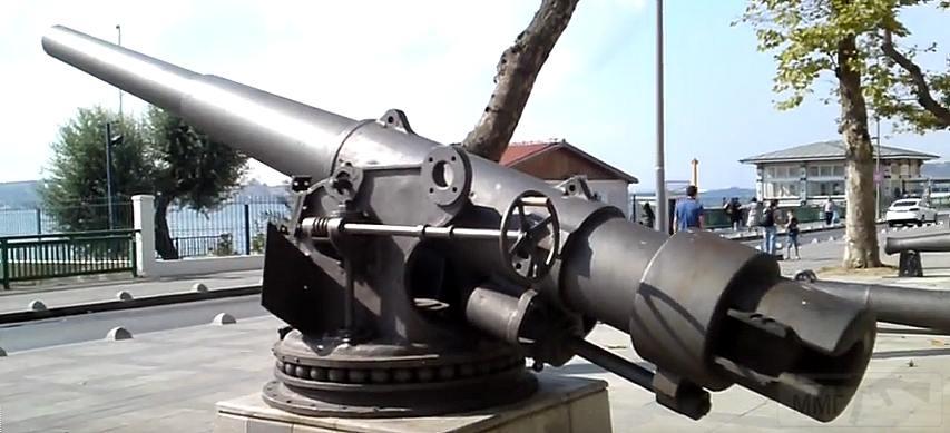 6309 - Корабельные пушки-монстры в музеях и во дворах...
