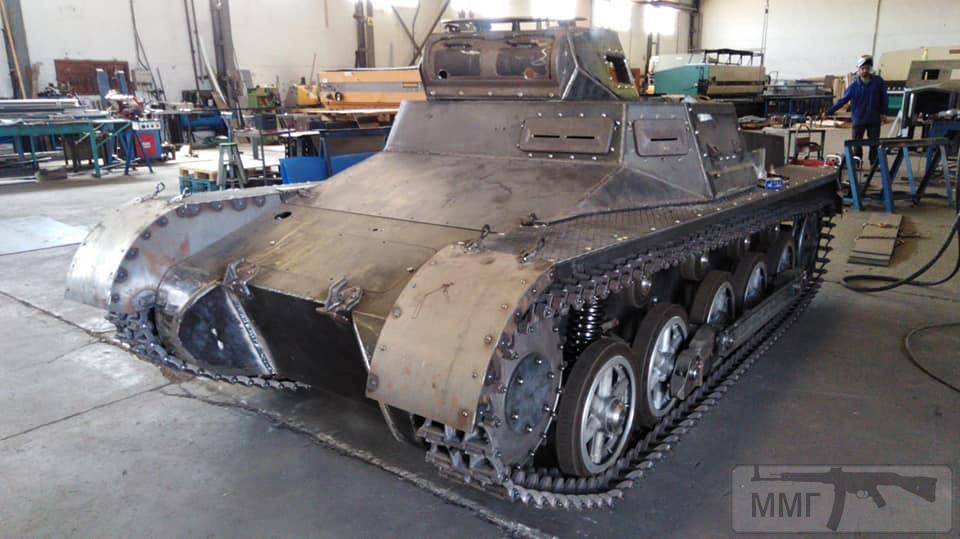63111 - Деревянный танк