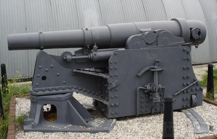 6321 - Корабельные пушки-монстры в музеях и во дворах...