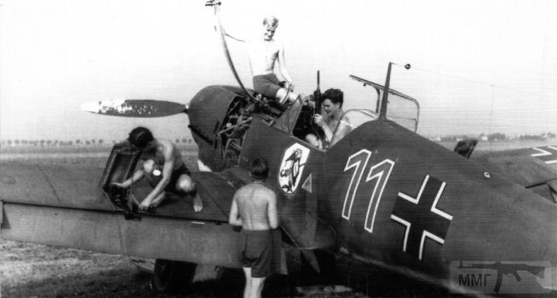 63240 - Мессершмитт BF.109.