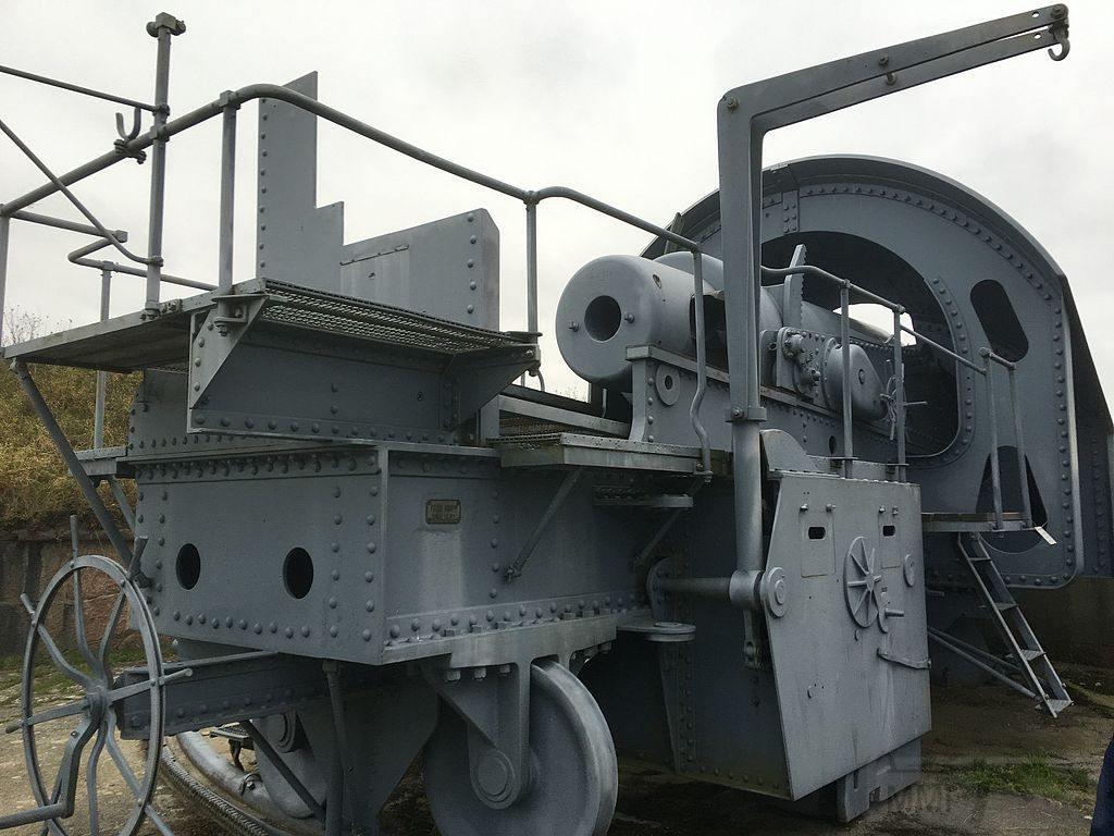 6329 - Корабельные пушки-монстры в музеях и во дворах...