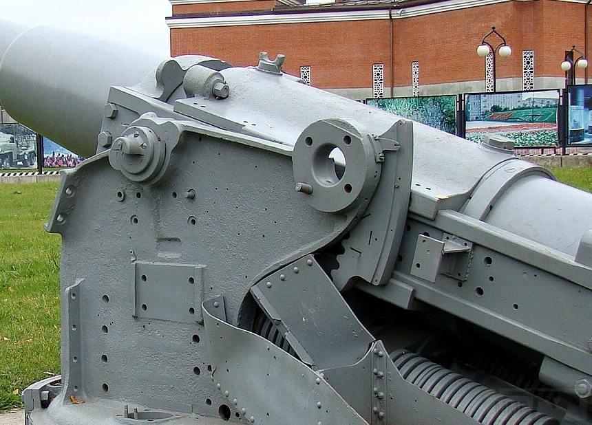 6332 - Корабельные пушки-монстры в музеях и во дворах...