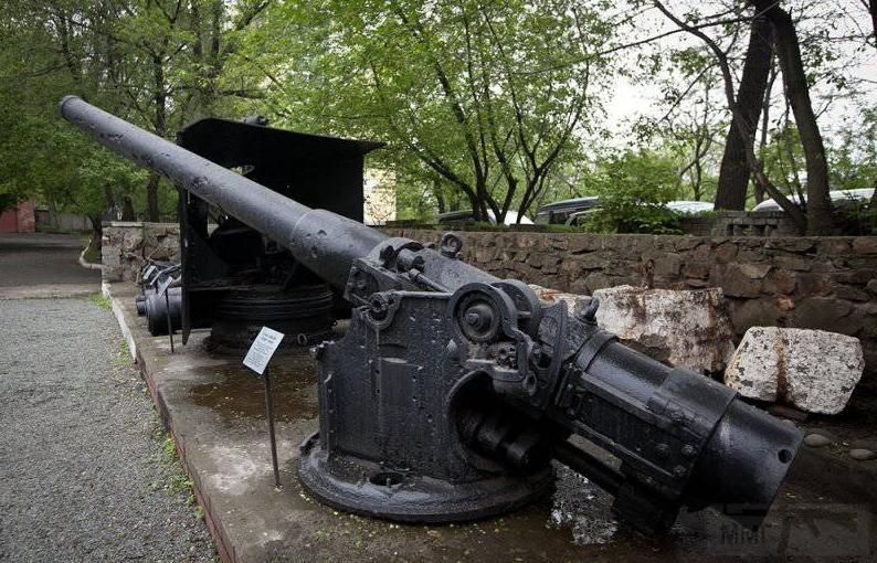 6336 - Корабельные пушки-монстры в музеях и во дворах...