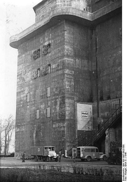 6337 - Зенитные башни люфтваффе