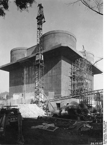 6338 - Зенитные башни люфтваффе