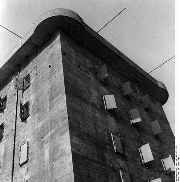 6339 - Зенитные башни люфтваффе