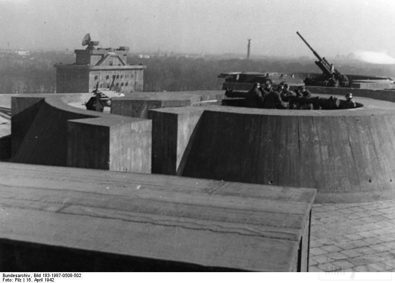 6342 - Зенитные башни люфтваффе